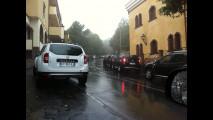 Il Club Dacia On the Road sull'Etna