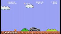 Mercedes GLA fa diventare vero Super Mario [VIDEO]