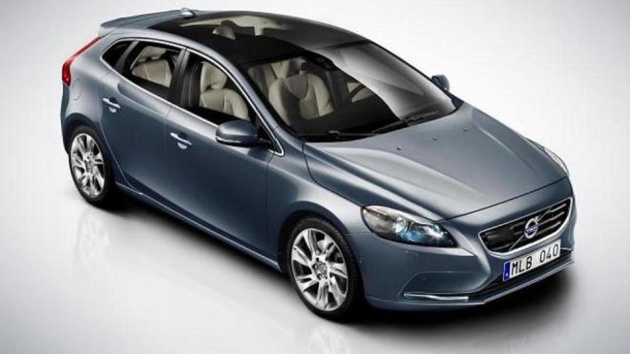 2013 Volvo V40 promo video leaked