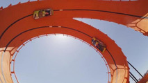 Hot Wheels Double Dare Loop at X Games 02.07.2012