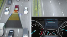 Ford Traffic Jam Assist 27.6.2012