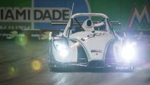 Jenson Button driving the Radical SR3 RSX