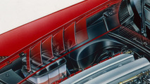 2003 Dodge Viper SRT-10 Cutaway by David Kimble