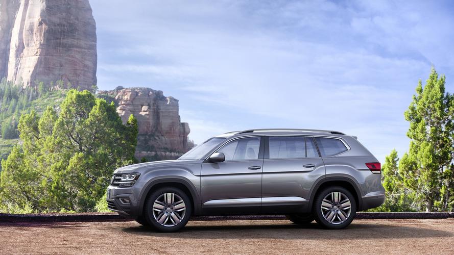 2018 Volkswagen Atlas will cost $30,000