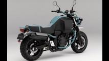 Mistura de naked e off-road, Honda Bulldog Concept estará no Salão de Tóquio
