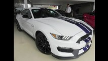 Primeiros Shelby GT350 e Mustang GT 2016 são entregues no Brasil