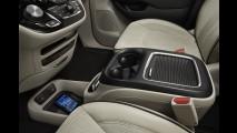 Chrysler revela nova minivan Pacifica, sucessora da histórica Town & Country