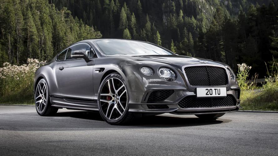 Continental Supersports 2017 é o mais rápido Bentley já feito