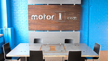Motor1 Office Tour