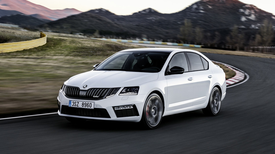 Hotter Skoda Octavia RS to be unveiled tomorrow