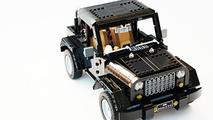 Jeep Wrangler Rubicon Lego Ideas Proposal