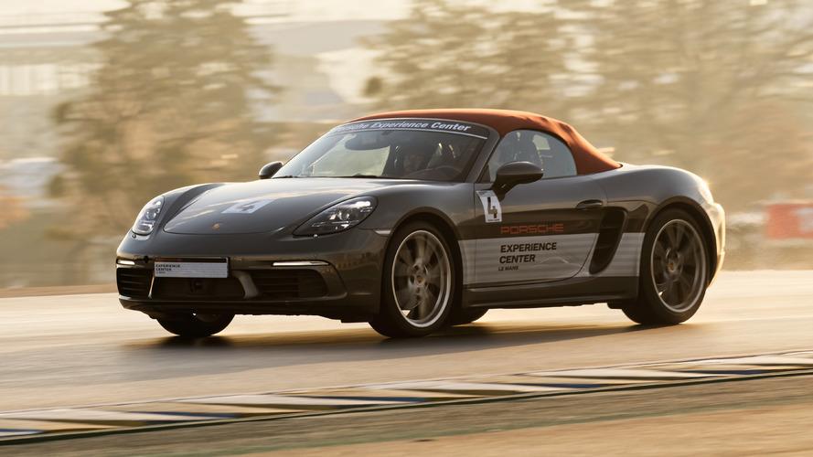 Porsche Boxster Le Mans Driving School