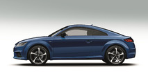 Audi Black Edition A3, S3, TT, S6, and S7