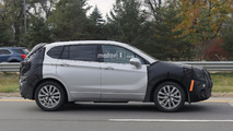 Buick Envision Refresh Spy Photos
