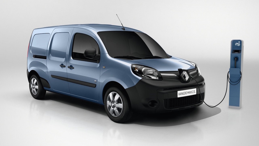 Renault Kangoo Z.E. 2016