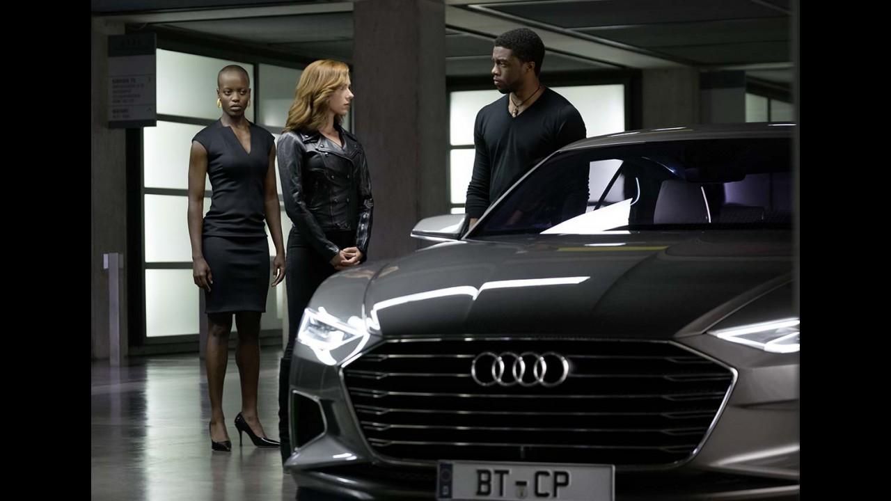 Novo Audi SQ7 será o carro do Capitão América nas telonas
