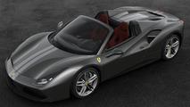 Ferrari 70'inci yıl giydirmeleri
