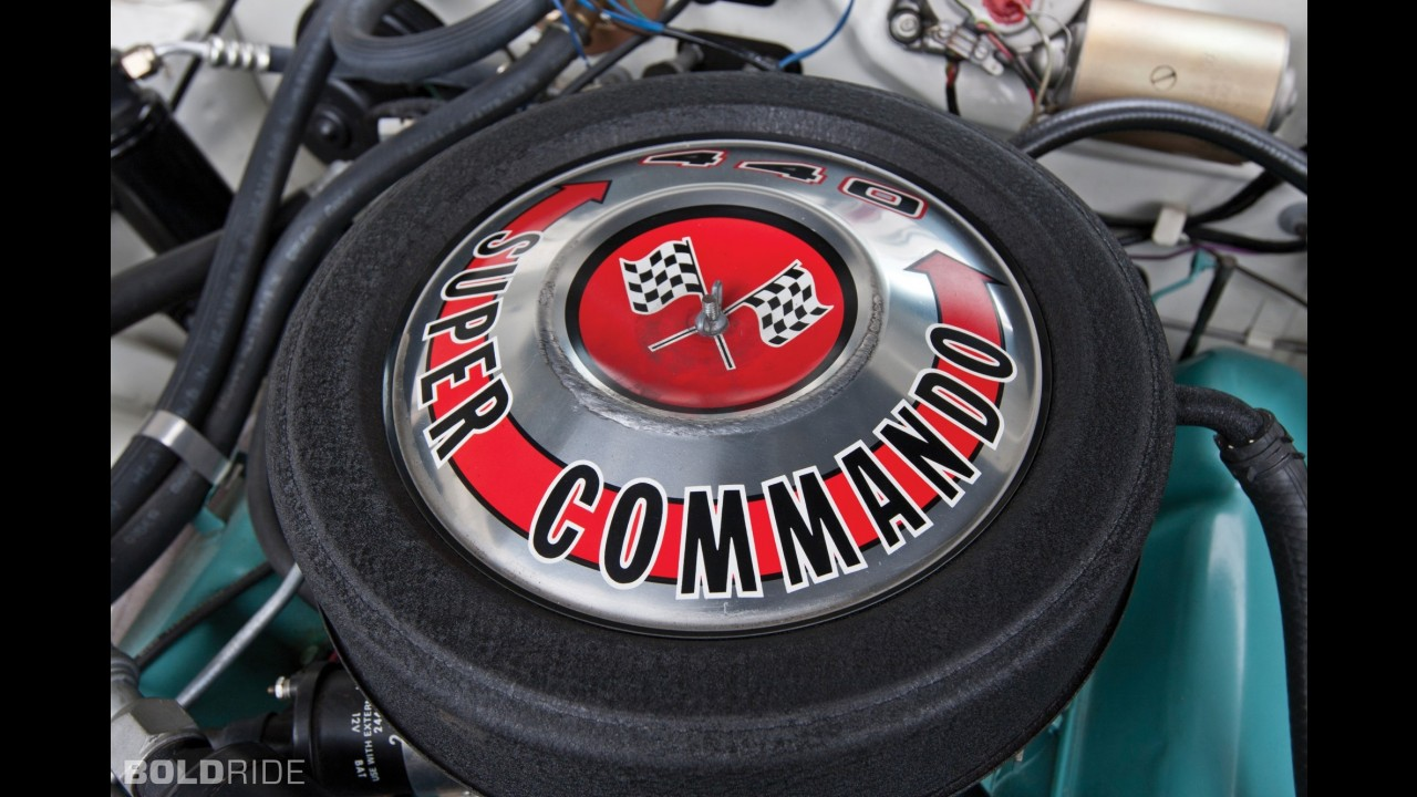 Plymouth GTX Convertible