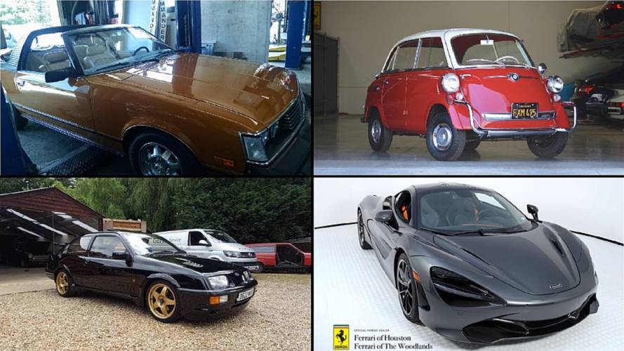The Web's Coolest Cars For Sale This Week