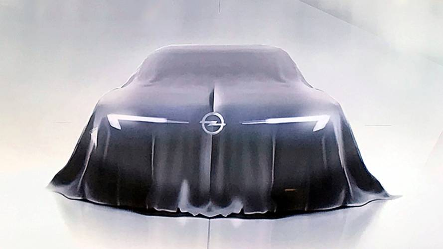 Vauxhall GT concept teased