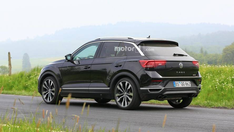Flagra - Versão esportiva do VW T-Roc terá mais de 300 cv