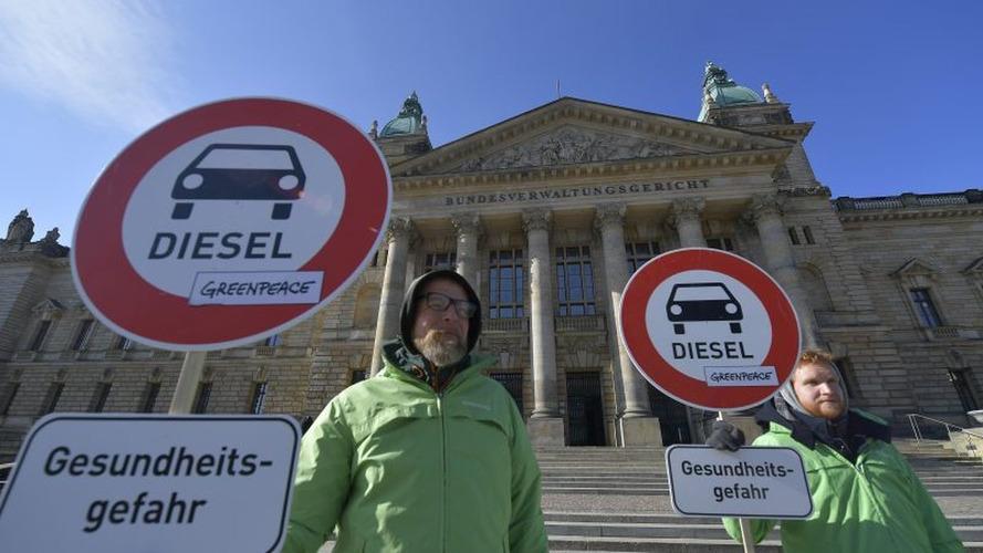 Motori Diesel, ad Amburgo scatta il divieto