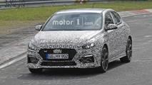 Hyundai i30 N Fastback'in Nürburgring'deki Görüntüleri