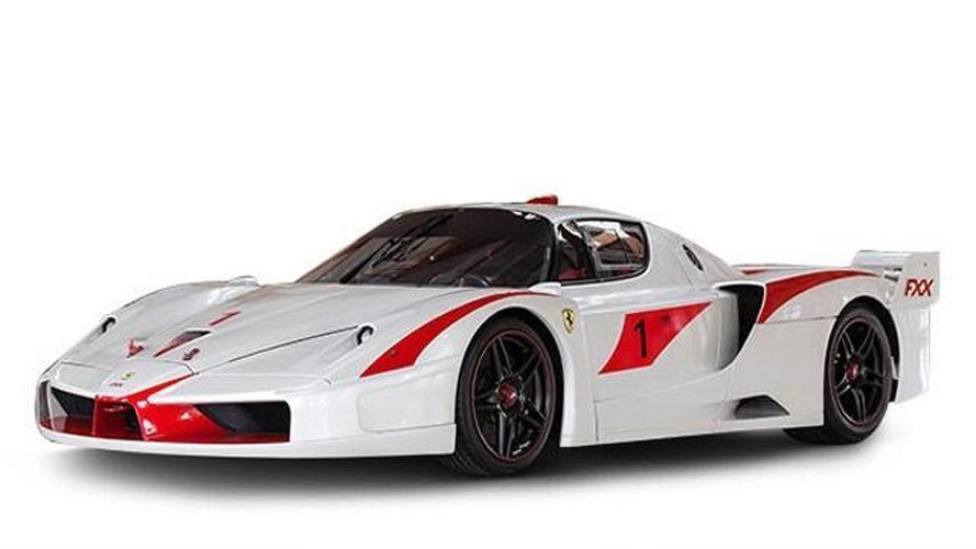 Ultra rare Ferrari FXX Evoluzione up for grabs