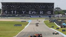 Hockenheim race track / XPB
