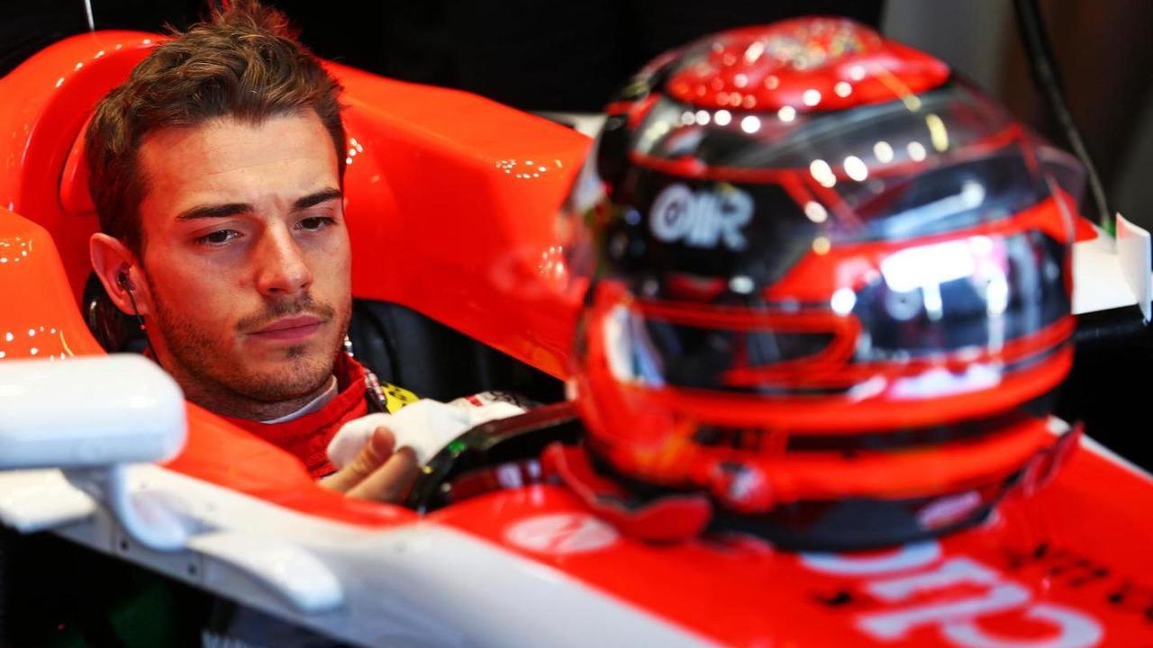 Jules Bianchi (FRA), 08.07.2014, Formula One Testing, Silverstone, England / XPB