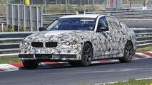 2016 / 2017 BMW 5-Series spy photo
