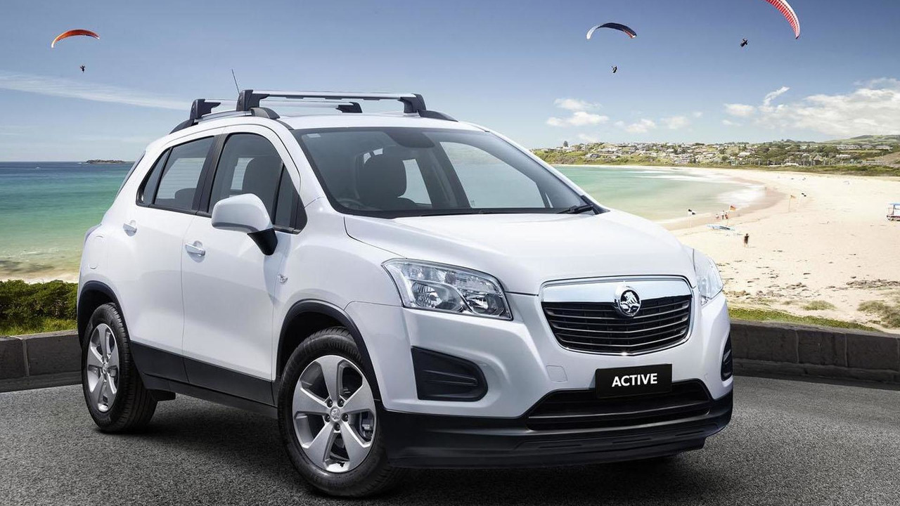 Holden Trax Active