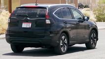 2016 Honda CR-V facelift spy photo