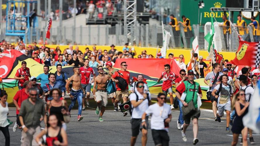 20-race 2015 calendar surfaces at Monza