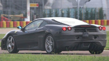 All new Ferrari F430 Spy Photos
