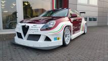 Alfa Romeo Giulietta TCR Romeo Ferraris