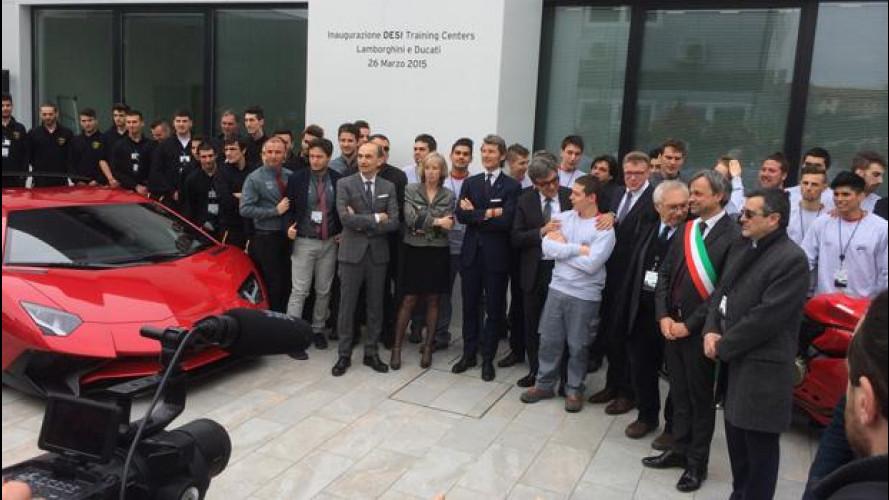 DESI, così il Gruppo Audi finanzia la formazione dei giovani italiani