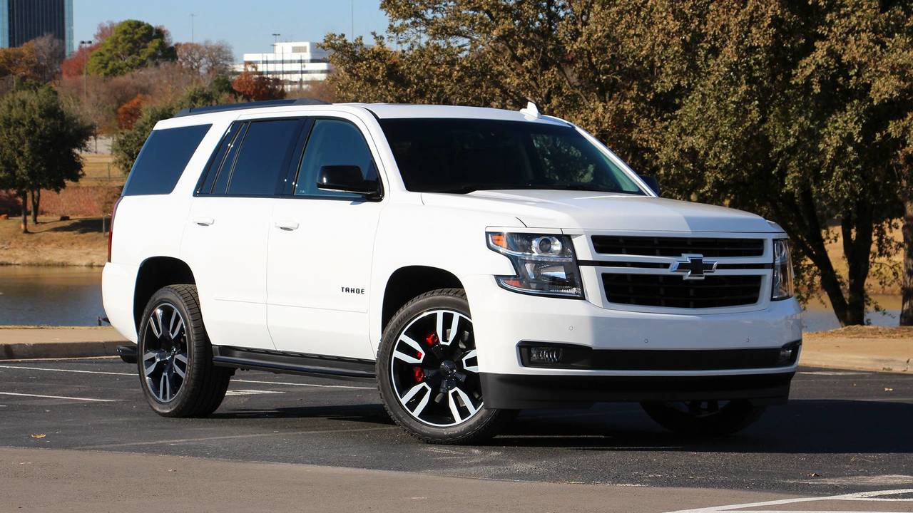 2018 chevy tahoe rst first drive everything s faster in texas. Black Bedroom Furniture Sets. Home Design Ideas
