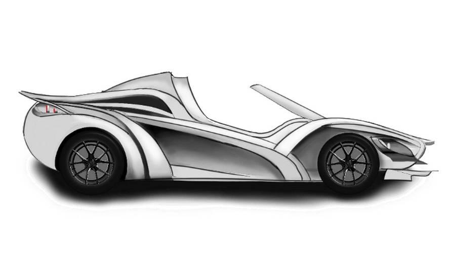 Sin S1 süper otomobili üç farklı gövde seçeneğiyle karşımıza çıkacak