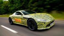 Nuova Aston Martin Vantage, le prime foto