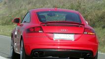 Audi TT S spy photos