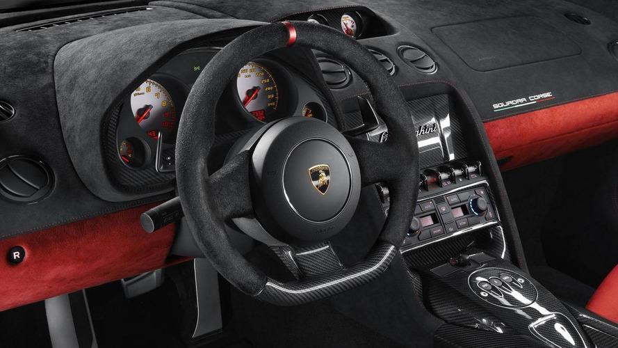 Lamborghini Gallardo LP 570-4 Squadra Corse and Super Trofeo tested by Sport Auto [video]