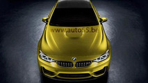 Rumored BMW M4 Coupe Concept photo 14.8.2013