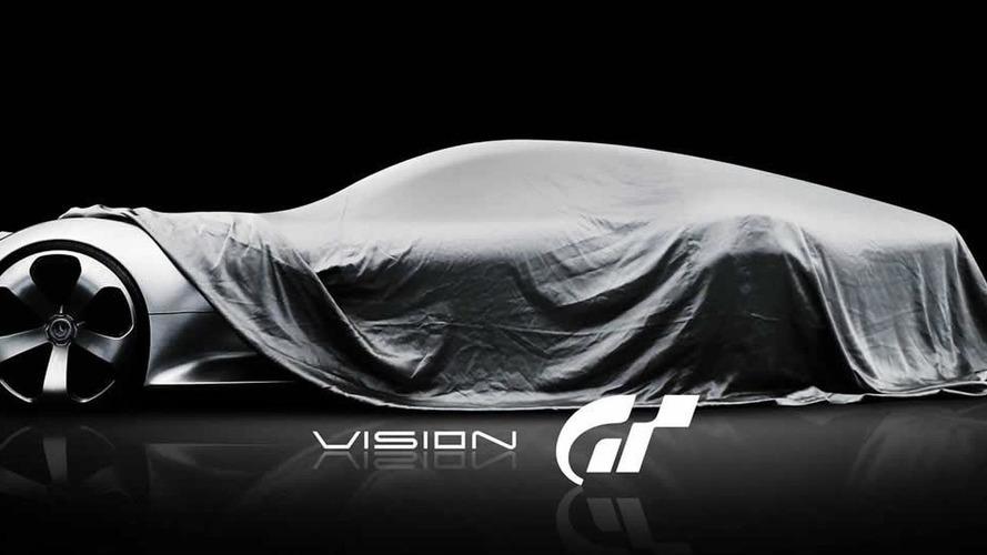 Mercedes-Benz teases striking Vision Gran Turismo concept
