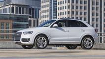 Audi Q3 makes its own parking spot [videos]