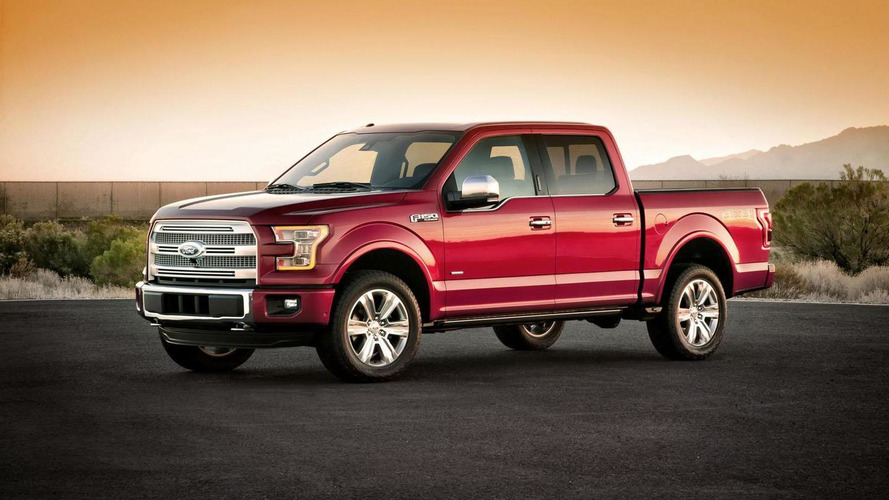 Ford reveals 2015 F-150 fuel economy ratings