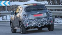 Facelifted Nissan Juke returns in new spy pics