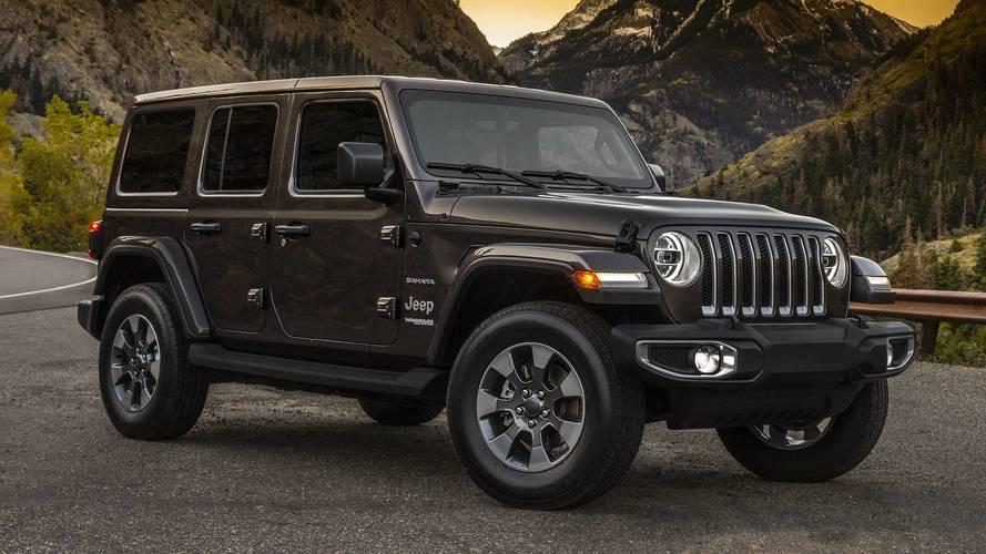 2018 Jeep Wrangler JK-JL jenerasyonu karşılaştırma