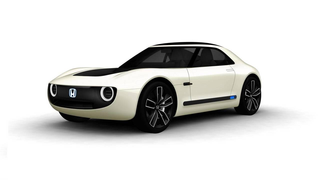 2017 Honda Sports EV konsepti