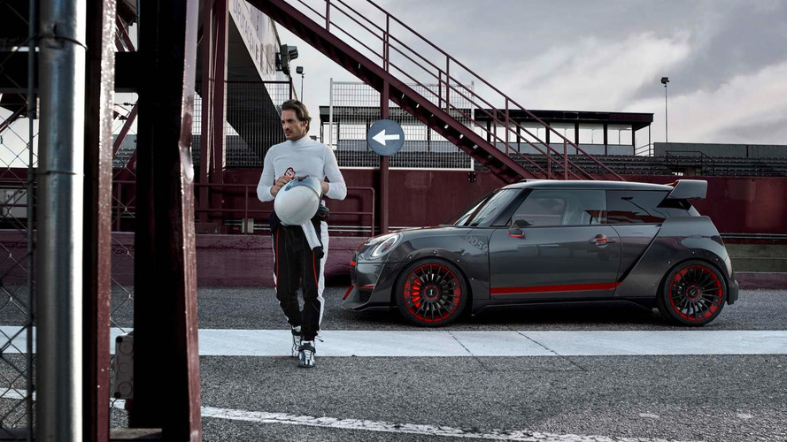 Mini John Cooper Works GP koncepció